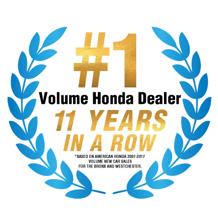 #1 Volume Honda Dealer 11 Years in A Row