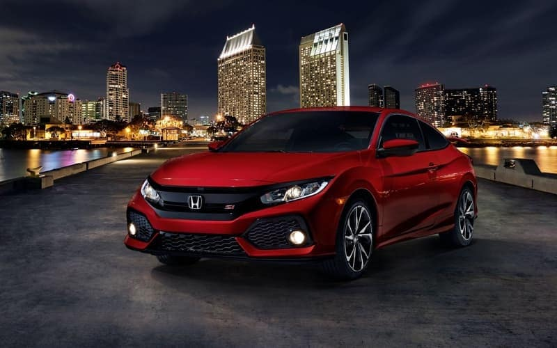 2018 Honda Civic Si Design