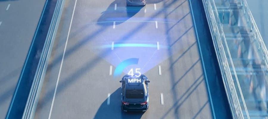 Honda Sensing - Adaptive Cruise Control