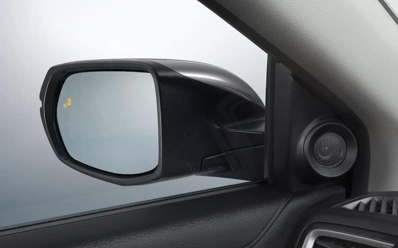 2018 Honda CR-V Safety