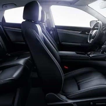 2019 Honda Civic Sedan Interior Seating