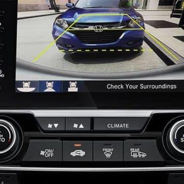 2019 Honda Civic Rearview Camera