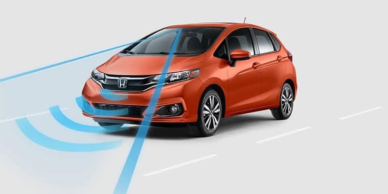 2019 Honda Fit Honda Sensing