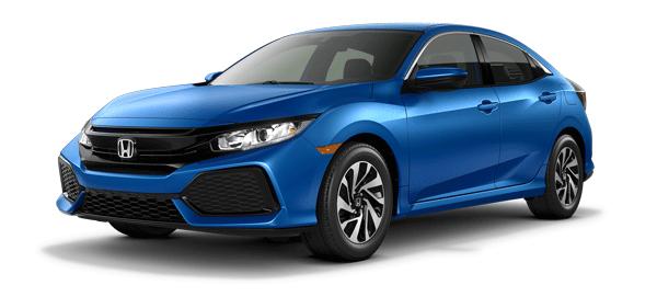 2019 Civic LX Hatchback