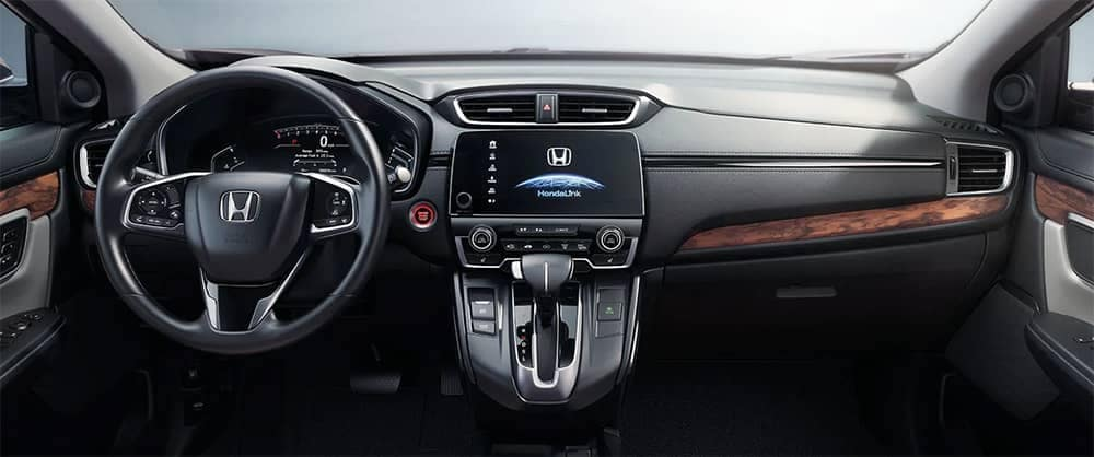 2019-Honda-CR-V-Interior-Dashboard-Features