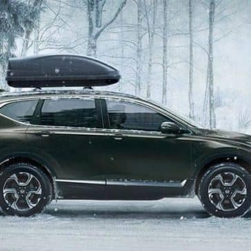 2019-Honda-CR-V-Parked-in-Snow
