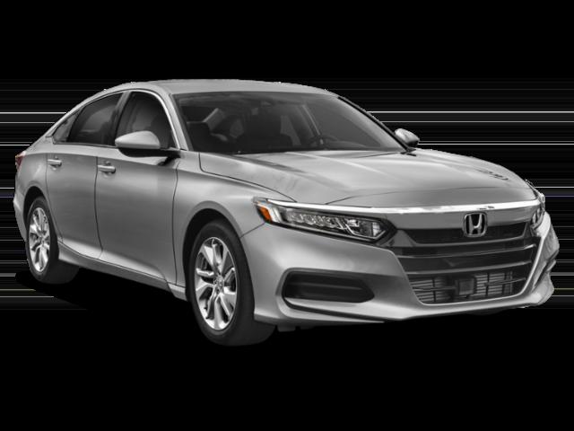 Silver 2019 Honda Accord LX