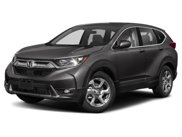 Gray 2019 Honda CR-V EX