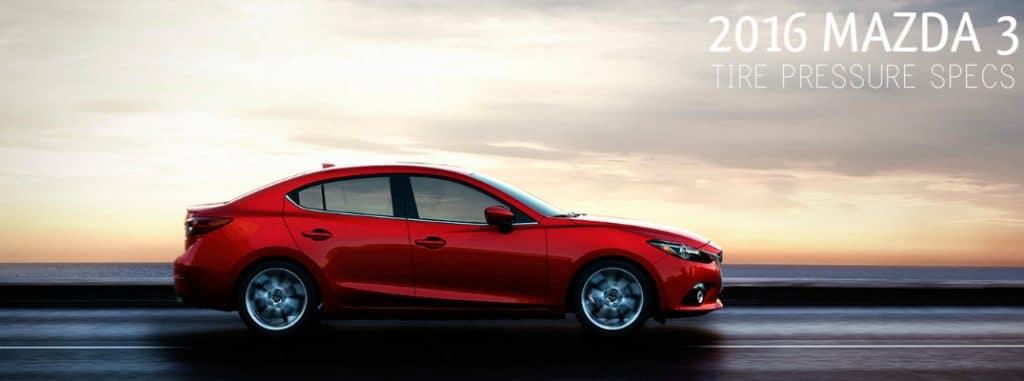 What Should My Mazda3 S Tire Pressure Be Ingram Park Mazda