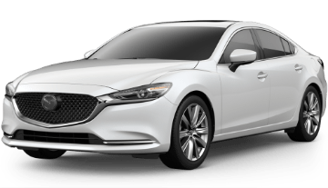 2018 Mazda6 Grand Touring Reverse