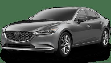 2018 Mazda6 Signiture