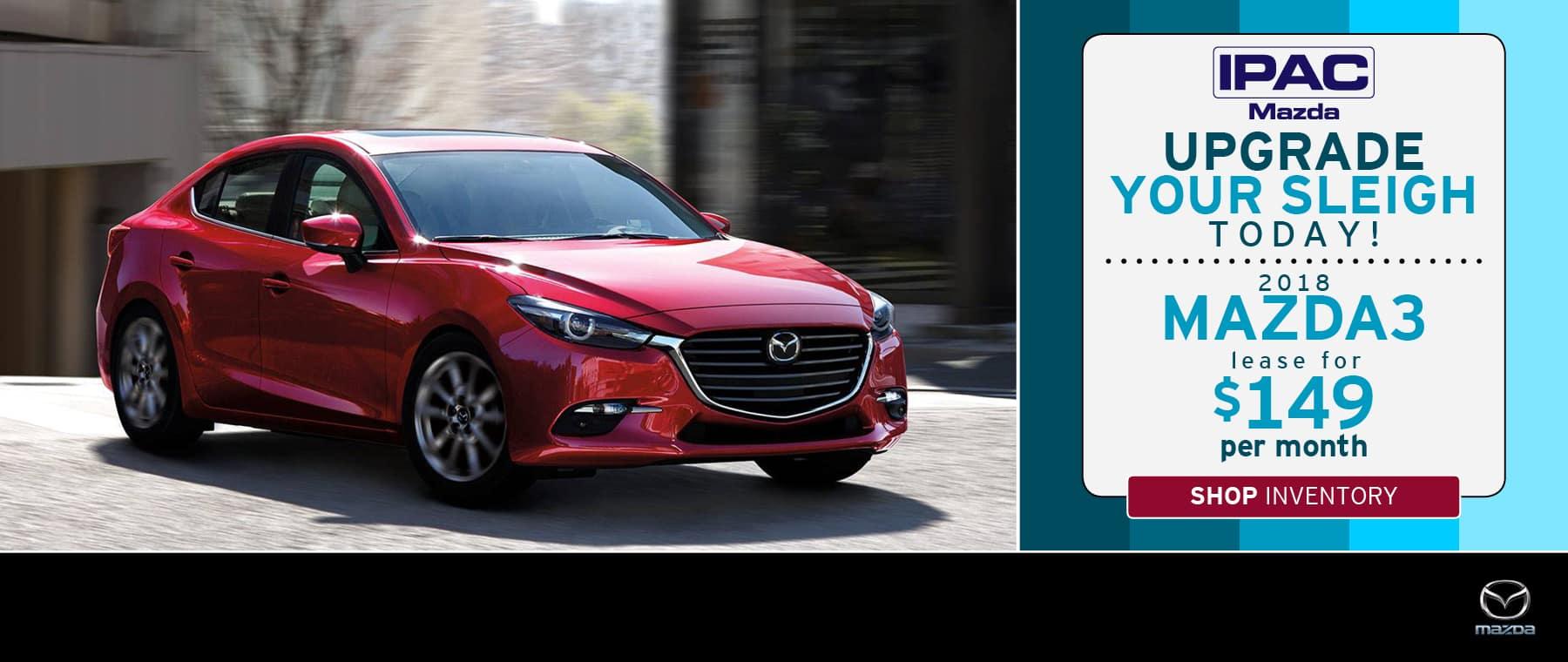 Mazda 3 Winter
