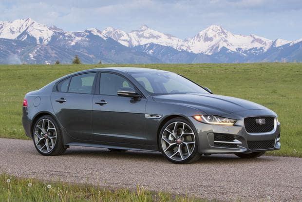 2019 Jaguar XE Premium AWD