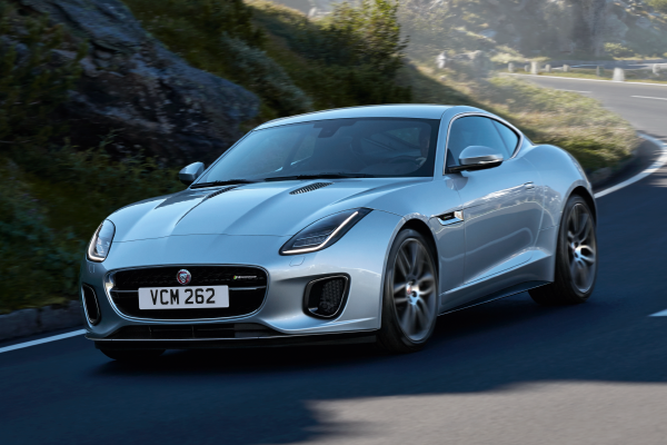 New 2018 Jaguar F-TYPE R With Navigation & AWD
