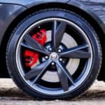 Front Wheel Tire