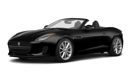 New 2019 Jaguar F-TYPE P300 With Navigation