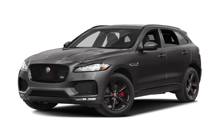 New 2019 Jaguar F-PACE