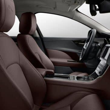 2018 Jaguar XE 7