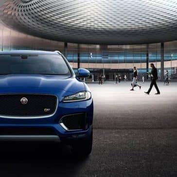 2019 Jaguar F Pace Exterior Gallery 2