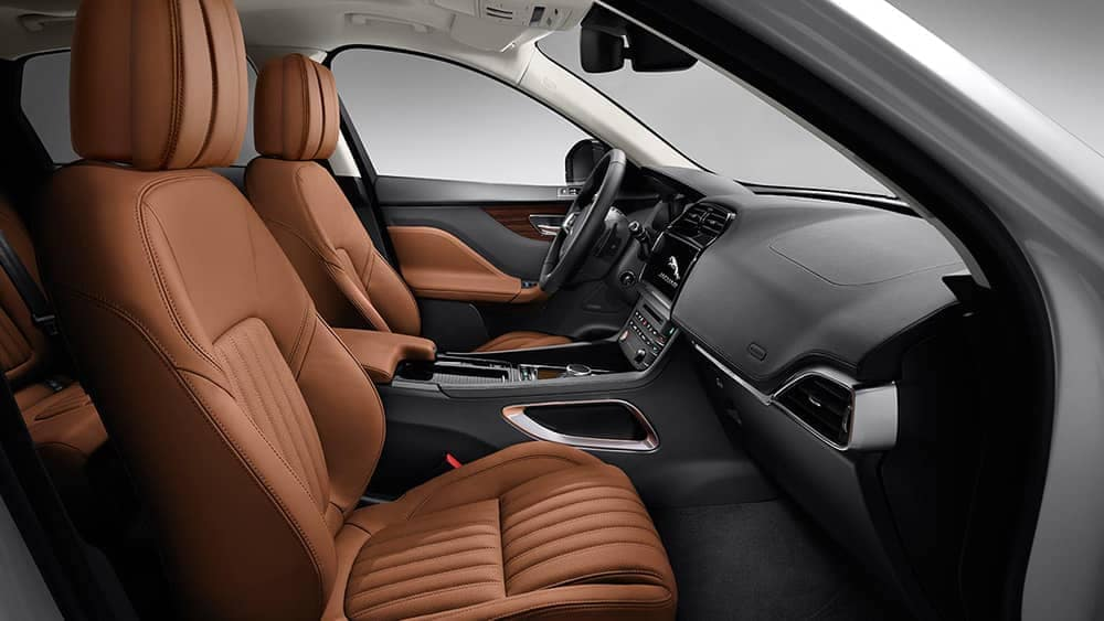 2019 Jaguar F Pace Interior Gallery 7