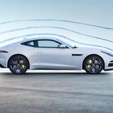 2019 jaguar f type r in yulong white with optional features air