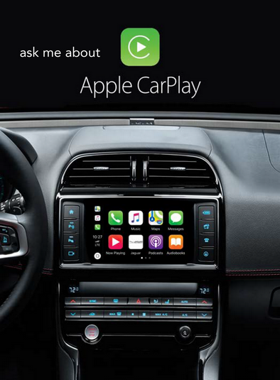 Audi Certified Pre Owned >> Jaguar Offers Apple CarPlay | Jaguar Palm Beach