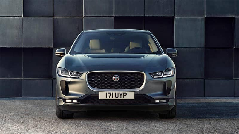 2019 Jaguar I-PACE Front End View