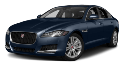 Navy Blue 2019 Jaguar XJ