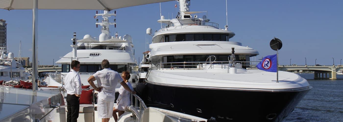 Palm Beach Boat Show Pic