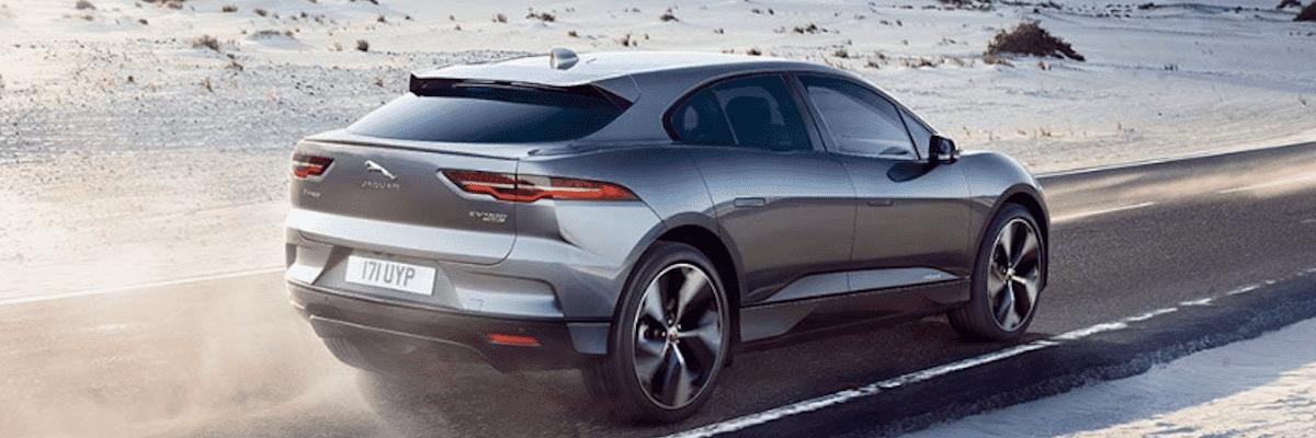 Silver 2019 Jaguar I-PACE