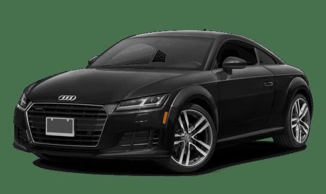 Black Audi E Tron