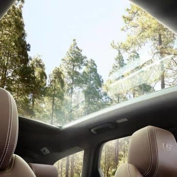2020 Jaguar XF Sunroof