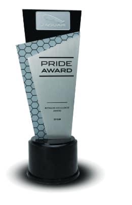 Pride award image