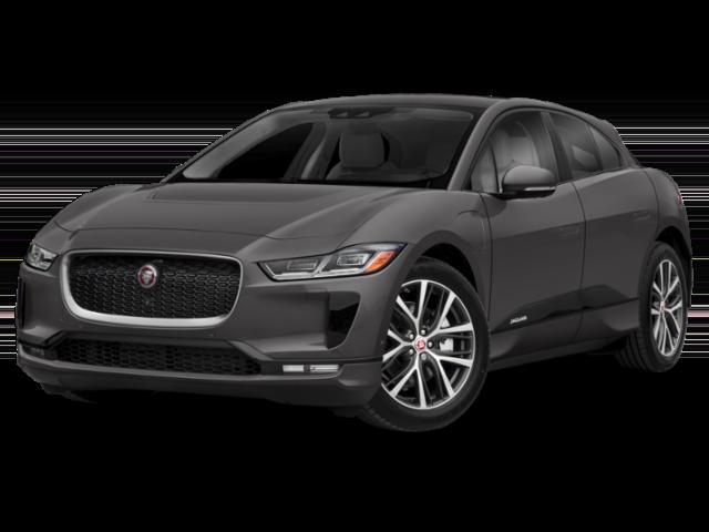 Gray 2020 Jaguar I-PACE
