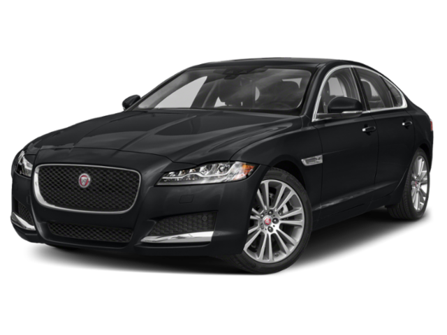 Black 2020 Jaguar XF