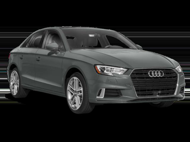 Gray 2019 Audi A4