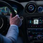 2019 Jaguar XJ interior