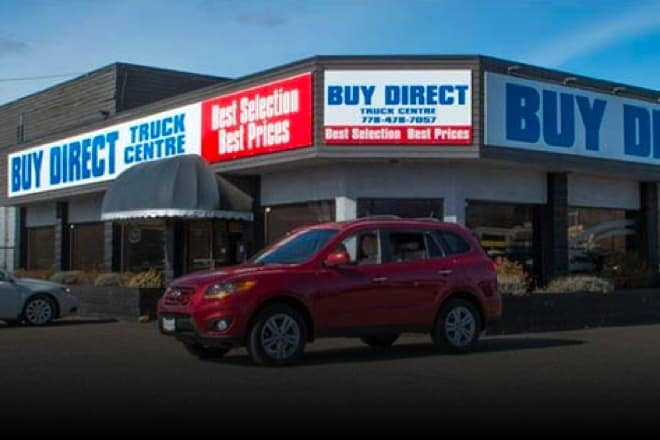 Buy Direct Truck Centre