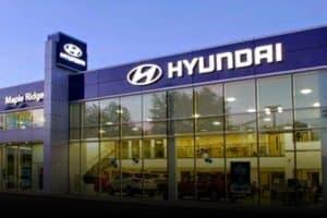 Maple Ridge Hyundai