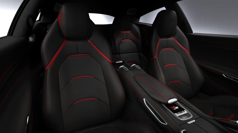 Ferrari GTC4Lusso T Seating