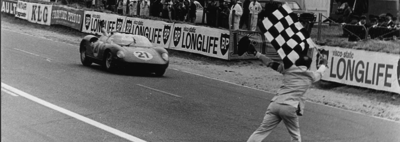 Ferrari at Le Mans Italy 1963