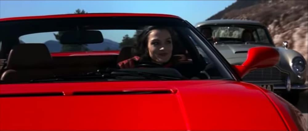 Goldeneye Ferrari