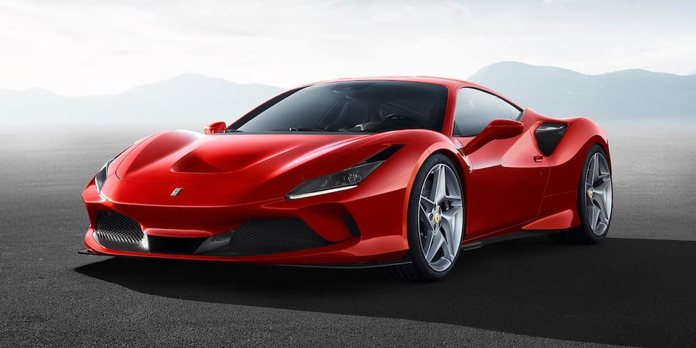 Ferrari F8 Tributo Performance Specs Power Top Speed Ferrari Lake Forest