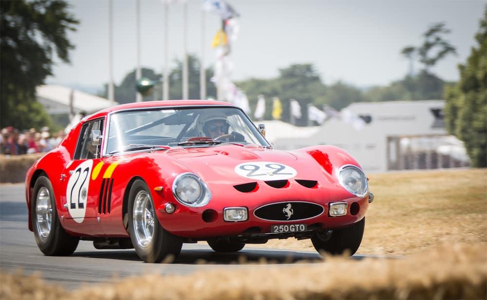1962 Red Ferrari GTO