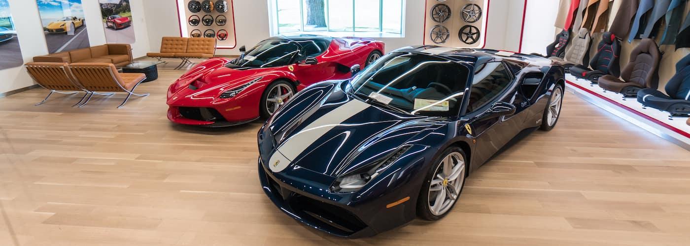 Ferrari Atelier Design Studio