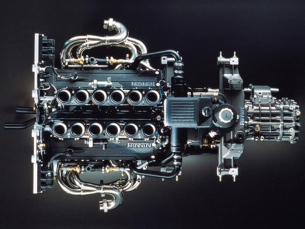 Ferrari F50 Engine