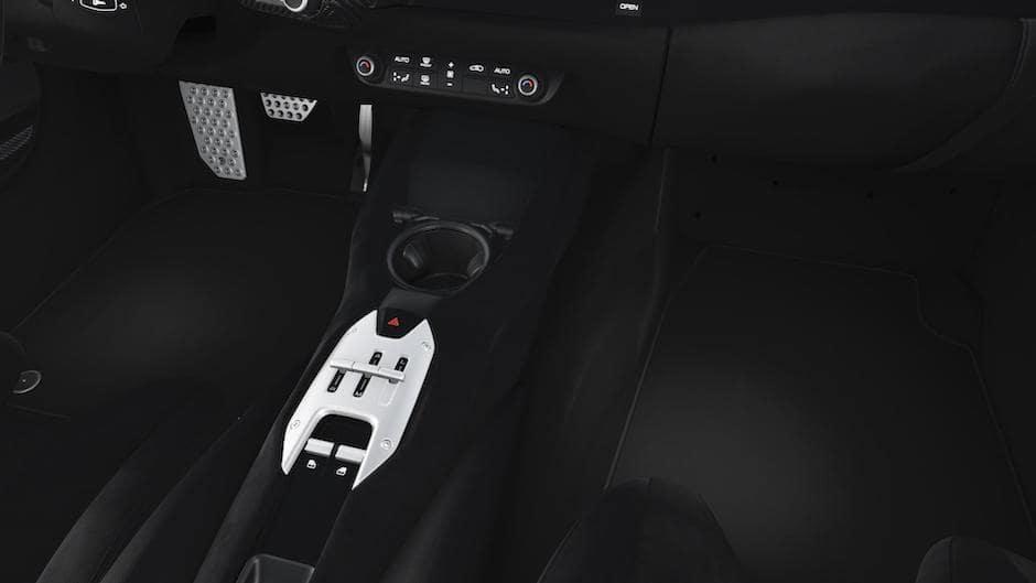 Ferrari 812 Competizione A Console