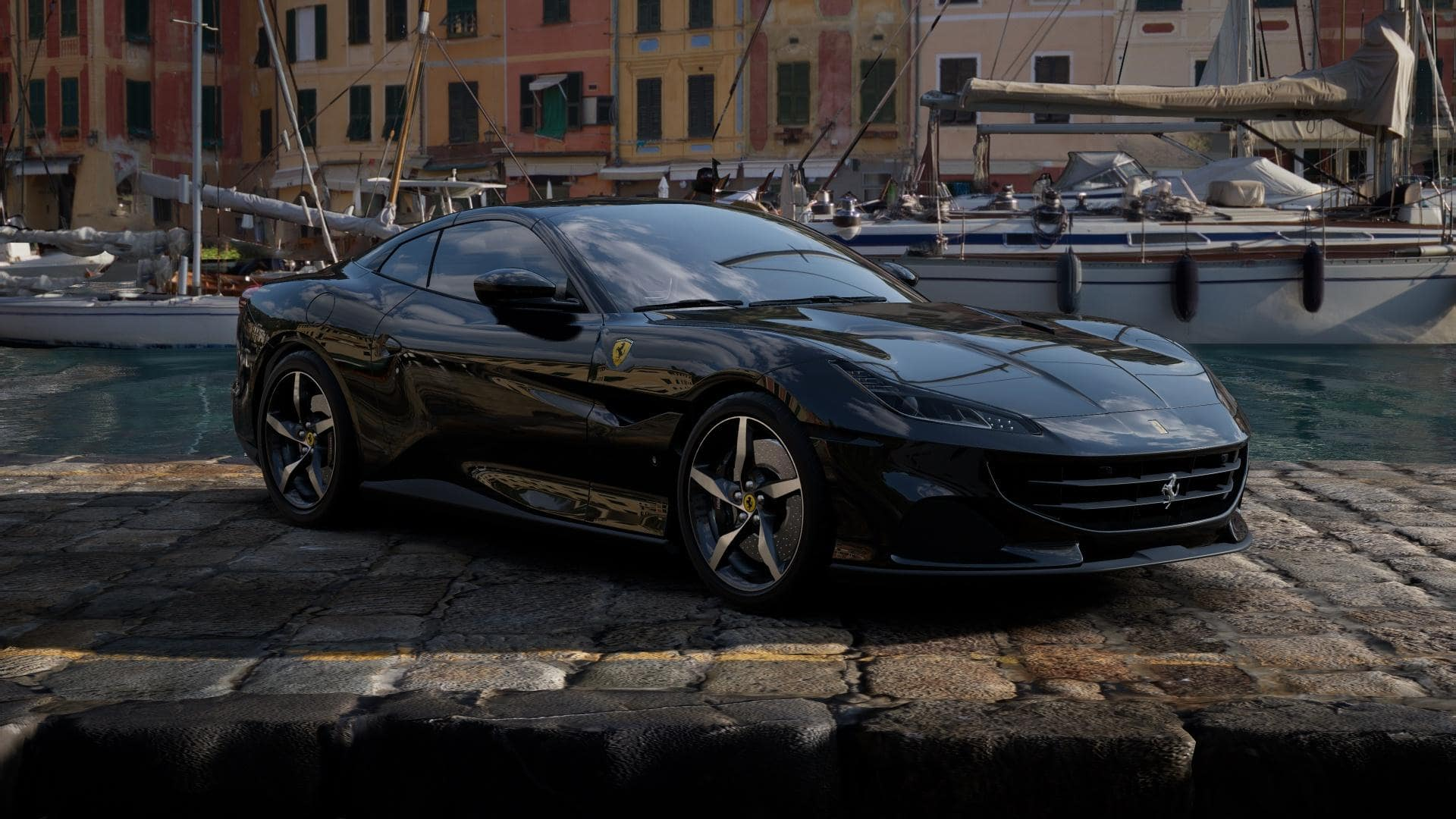 Nero Daytona
