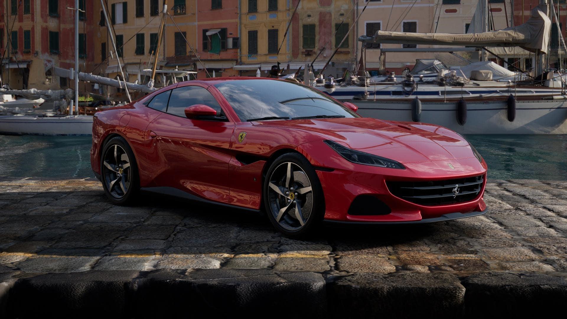 Rosso Portofino
