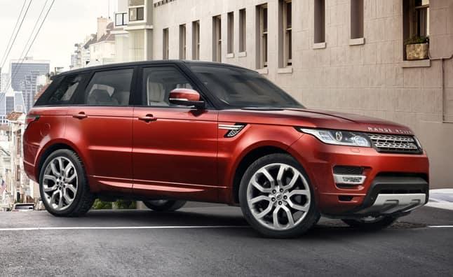 2020 Range Rover Sport HSE